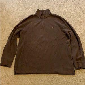 Ralph Lauren XXL quarter zip sweater